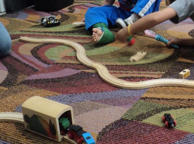 traintunnels